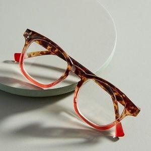 NWT ANTHROPOLOGIE Tucson Reading Glasses 1.25